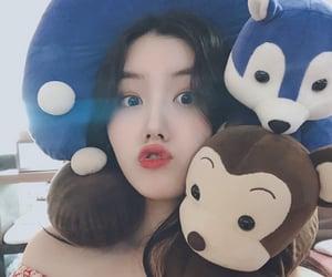 kpop, park siyeon, and pristin image