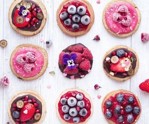biscuits, chocolate, and desserts image