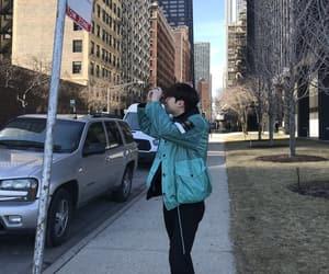 aesthetic, jeong yunho, and park seonghwa image
