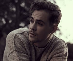 dacre montgomery, billy, and stranger things image