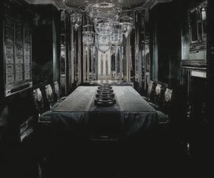 dining, dinner, and dinner party image