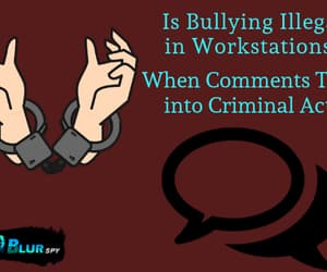 business, cyber bullying, and criminal image