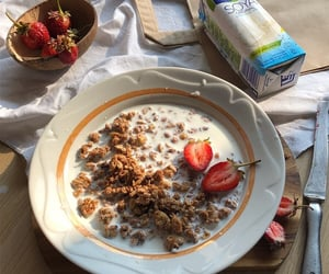breakfast, delicious, and eat image