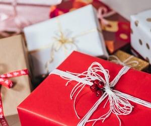 christmas, navidad, and presente image