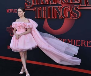 actress, beautiful, and eleven image