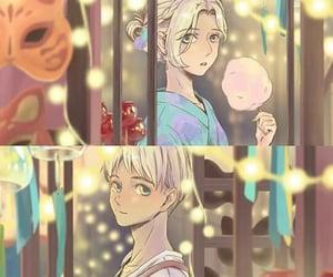 anime, art, and fofo image