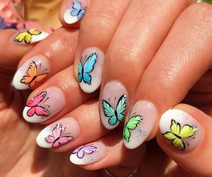 aesthetic, butterfly, and inspo image