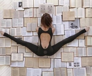 balance, books, and student image