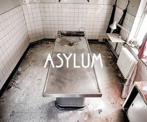 asylum, edit, and fandom image