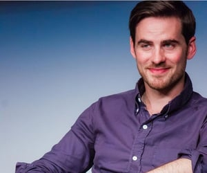 actor, irish, and killian jones image