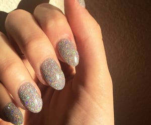 aesthetic, art, and nail art image