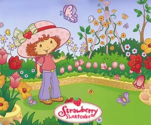 strawberry shortcake, childhood memories, and throwback thursday image