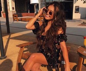 dresses, goals, and model image