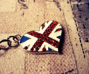 heart, london, and britain image