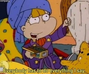 cartoons, angelica pickles, and the rugrats image