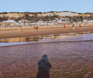 beach, beachlife, and portugal image