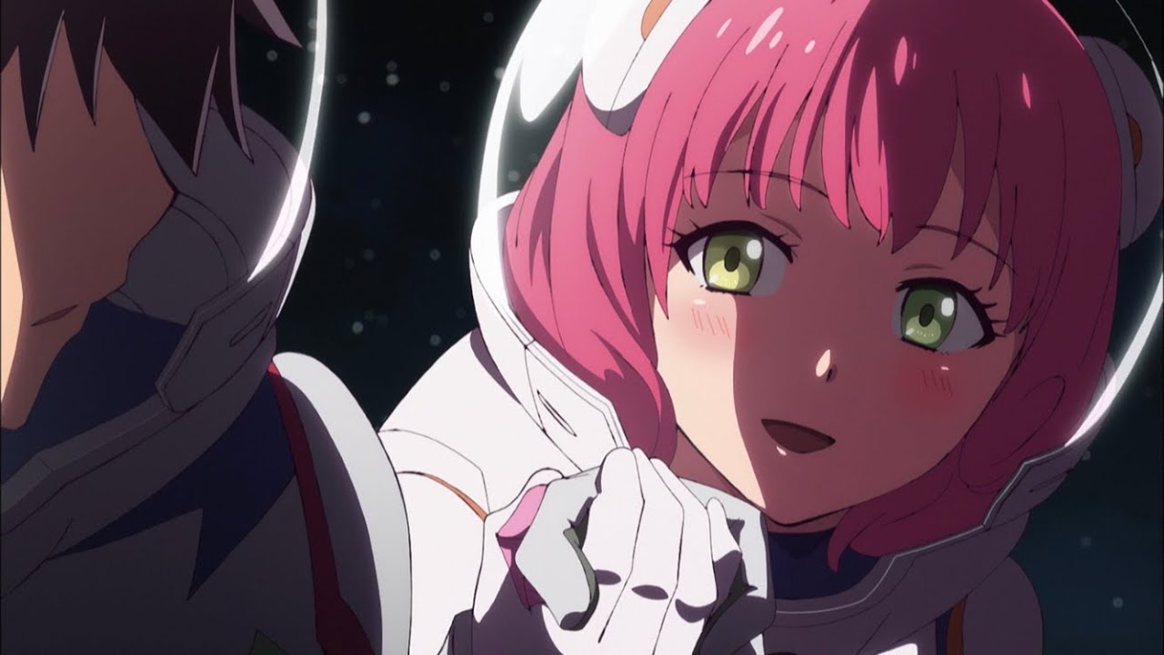 Astra Lost in Space - ForJoyTV Anime - kanata no astra