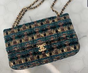 bag, bags, and chanel image