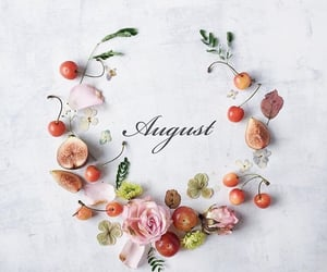 August, july, and summer image