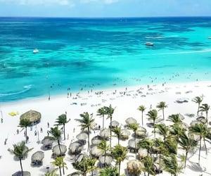 ocean, resort, and summer image
