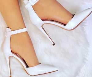 beautiful, glam, and heels image