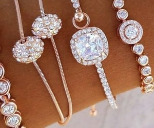 Braclets, gorgeous, and pretty image