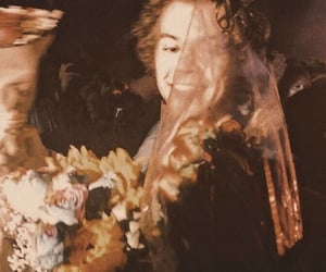 Harry Styles, flowers, and harry image
