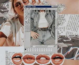 fashion, aesthetic, and Collage image