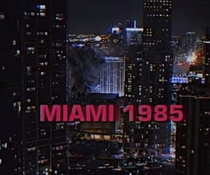 aesthetic, grunge, and Miami image