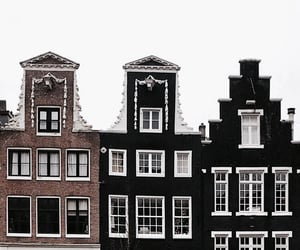 amsterdam, buildings, and builds image