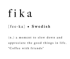 quotes, swedish, and life image