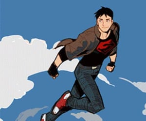 fanart, young justice, and conner kent image