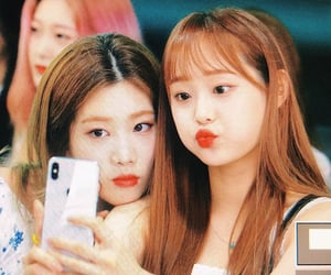 chuu, loona, and preview image