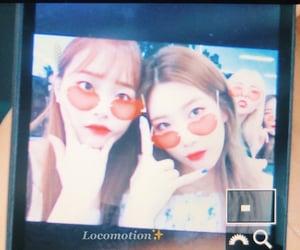 chuu, loona, and kim lip image