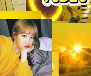 aesthetic, yellow, and 15& image