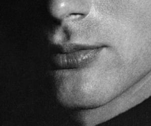 james dean, detail of photo, and james byron dean's lips image