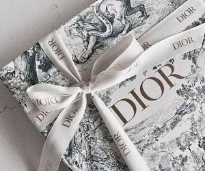 dior, luxury, and box image