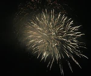 firework, fireworks, and fun image