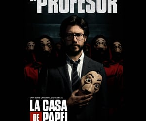 series, spain, and profesor image