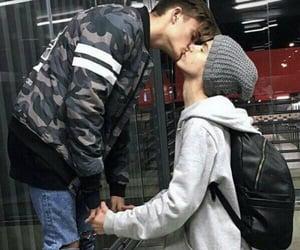 love, gay, and boy image