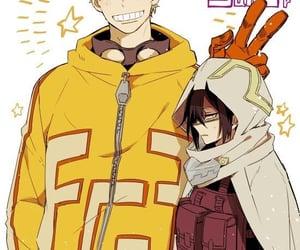 anime, my hero academia, and handsome image