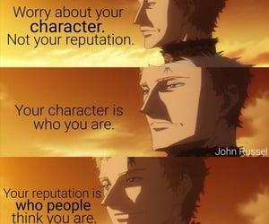 anime, sad, and quotes image