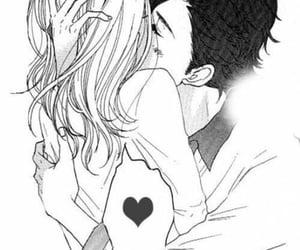 รูปภาพ anime, anime girl, and couple