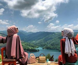 beauty, traveler, and travelholic image