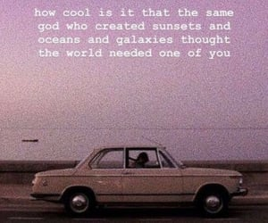 quotes, aesthetic, and car image