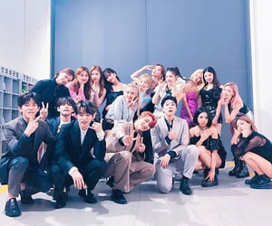 twice, day6, and itzy image