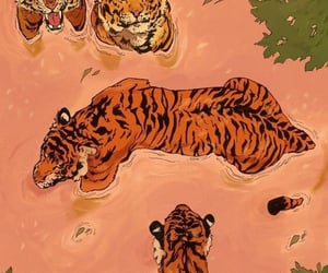 art and tiger image