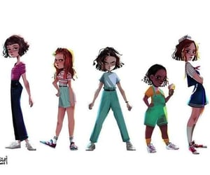 eleven, girls, and max image