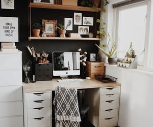 decor, home, and office image
