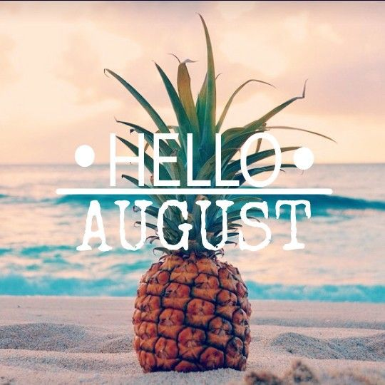 article, summer vibes, and hello august image